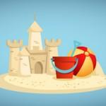Campamentos de verano en la playa para aprender inglés