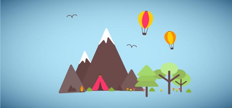 Campamento sierra de Gredos