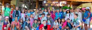 Dentro de los mejores campamentos de verano 2016 tenemos a Fluency Idiomas