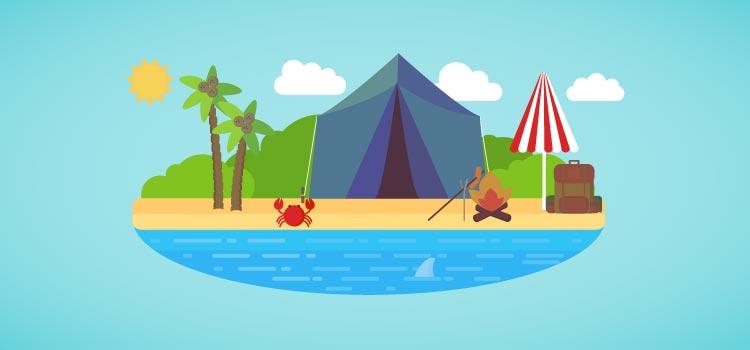 Campamentos en Marbella