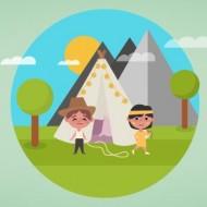 Mi primer campamento: Rascafría