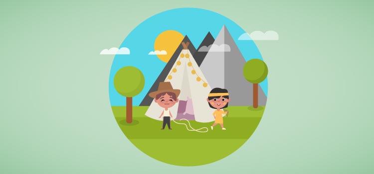 campamentos en Rascafría