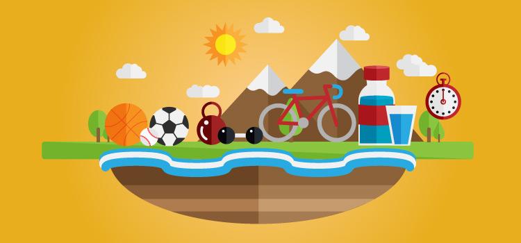 Beneficios de la actividad física en los niños