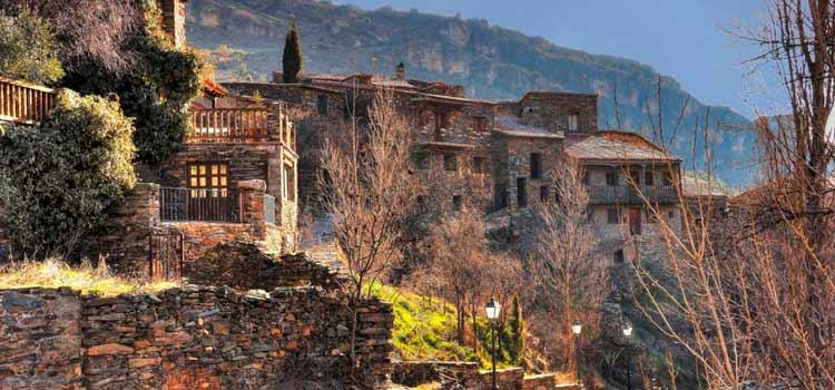 Patones de Arriba es de los pueblos más bonitos de España más destacados